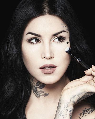 Kat Von D for Sephora